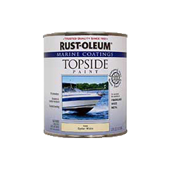 207001 Oyster White Marine Coating TopSide Paint