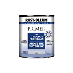 207014 Marine Coating White Wood & Fiberglass Primer