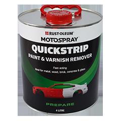 Motospray Quickstrip Paint Remover