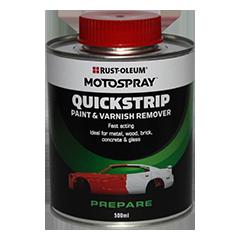 Motospray | Quickstrip Paint Remover