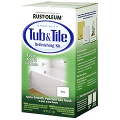 Specialty Tub Amp Tile Refreshing Kit Product Page