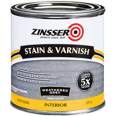 Zinsser Wood Care Stain and Varnish Australia
