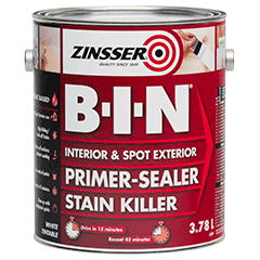 Zinsser 174 Cover Stain 174 Oil Base Primer Product Page
