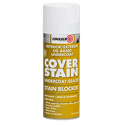 Zinsser® Cover-Stain® Oil-Base Primer Product Page