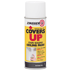 Zinsser 174 Covers Up Ceiling Paint Amp Primer In One Product Page
