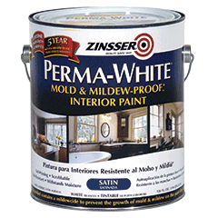 03101 Zinsser Perma-White Satin Gallon