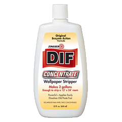 02422 DIF Liquid Concentrate Wallpaper Stripper 22oz