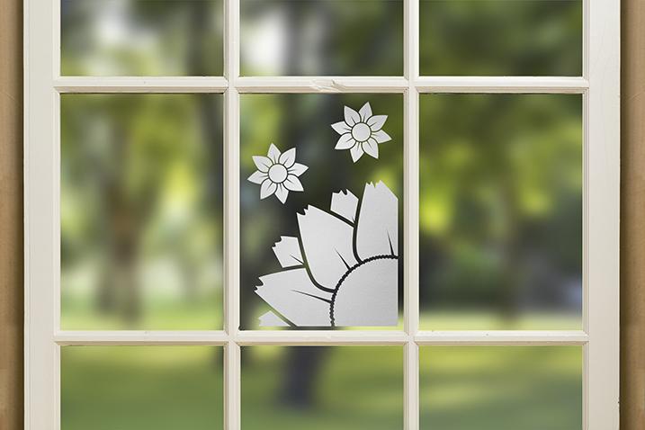 Peelable Window Paint Ideas