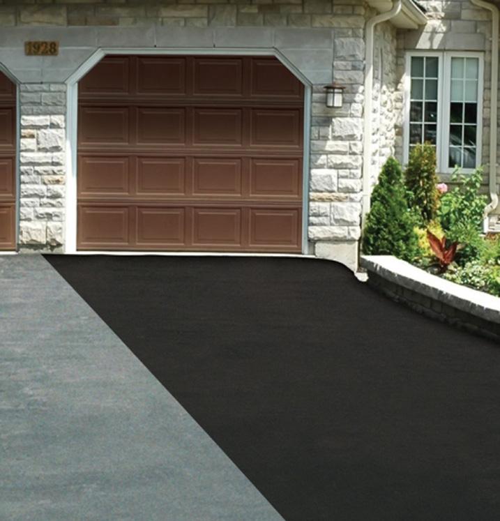 Rustoleum Blacktop Driveway Sealer